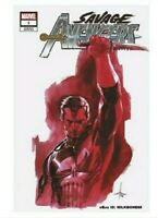 SAVAGE AVENGERS #1 DELL'OTTO PUNISHER VARIANT NM WOLVERINE VENOM CONAN MARVEL