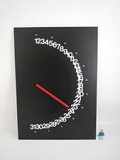 """Elegante calendario eterno Nava """"Meridiana"""" Design: Giulio Confalonieri Memphis!"""