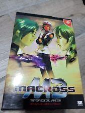 MACROSS M3 Campaign Limited Box Dreamcast Sega Import JAPAN Video Game 2136 dc