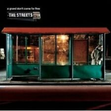 "THE STREETS ""A GRAND DON'T COME FOR FREE"" CD NEW+"