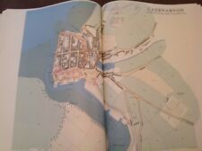 CAERNARVON - Large Maps, Plans And Narrative 1800 And Before