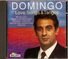 FÜR DEN TIERSCHUTZ:   CD  Domingo 'Love Songs & Tangos'