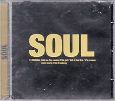 CD 21T SOUL EDDIE FLOYD/THE DRIFTERS/JAMES BROWN/SLEDGE/BEN E KING NEUF SCELLE