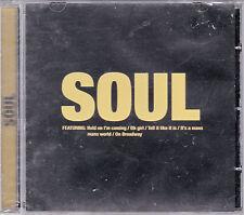 CD 21T SOUL EDDIE FLOYD/THE DRIFTERS/JAMES BROWN/SLEDGE/BEN E KING NEUF SCELLE