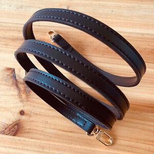 Real Leather Crossbody Shoulder Handle Strap Replacement Handbag Bag Purse