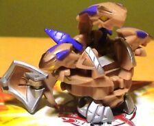 Bakugan Japanese Evolved Subterra Knight Percival 520G Spins