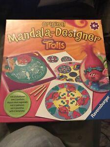 Ravensburger 29902 Trolls Mandala-Designer