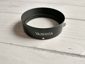 Yashica Electro 35 55mm Metal Slip On Lens Hood Shade Made in Japan