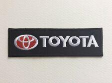 A030 Aufnäher Flicken Toyota 12 3,7 CM