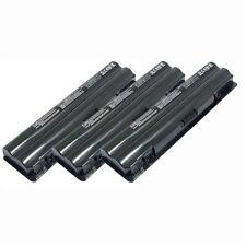 3x Replace Battery For DELL XPS 14 15 17 L401x L501x L701x R795X 312-1123 6Cells