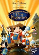 Los Tres Musketeers (DVD / Walt Disney 1993)