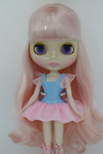 """Takara 12"""" Neo Blythe Transparent skin Nude Doll from Factory TBY345"""