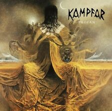 KAMPFAR - Profan [Black Vinyl] (DLP)