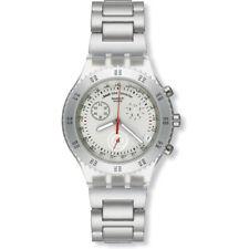 Swatch Irony Diaphane Crono Wayfarer - SVBK4001AG Nuovo.New!!!Rare,!