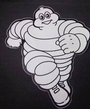 "+/   MICHELIN MAN- JUMBO STICKER - unused mint-promo- @10x10"""