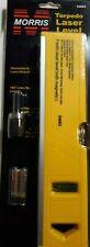 New Morris 54682 10 12 Magnetic Torpedo Laser Level
