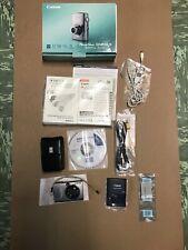 Canon PowerShot Digital ELPH SD800 IS Digital Camera 7.1 Megapixel with Case
