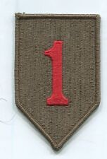 US Army 1st Infantry Division Military Patch