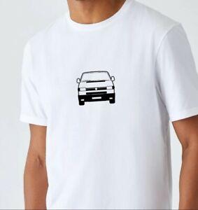 VW T4 transporter t shirt.