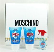 ღ Fresh Couture - Moschino - Miniatur EDT 5ml + Beauty-set