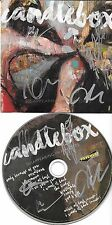 CANDLEBOX SIGNED DISAPPEARING IN AIRPORTS CD COA LUCY HAPPY PILLS INTO THE SUN