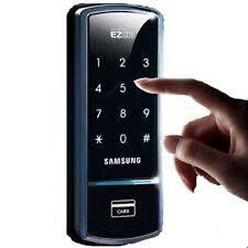 NEW SAMSUNG Digital Door Lock EZON SHS-1321 with 4 keys and English Manual