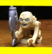 LEGO THE HOBBIT LORD OF THE RINGS GOLLUM w/ FISH GENUINE AUTHENTIC MINIFIGURE