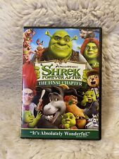 Shrek Forever After: The Final Chapter (Dvd, 2010, Widescreen) ShipsFree!