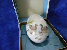 Noritaki Easter Egg, 1975 Limited Edition, Bone China made in Japan, (E4)