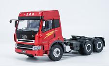 1/24 FAW Original manufacturer FAW Qingdao Liberation New Dawei Tractor trailer