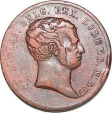 S5466 Medal Netherlands Coronations Willem I Orange Nass Belg Luxemb 1815