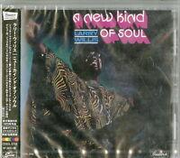LARRY WILLIS-NEW KIND OF SOUL-JAPAN CD Ltd/Ed D73