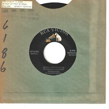 BURTON SISTERS 45  Piddily Patter Patter / The Others I Like - NM
