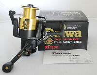 DAIWA WHISKER TOURNAMENT SERIES SS SPINNING REELS select models