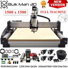 Lo más nuevo 1515 workbee Cnc Router Máquina Kit Completo 4Axis CNC grabador Kit Completo