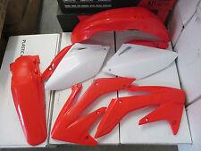 RACE TECH  2006 2007 2008 2009 HONDA CRF250R CRF250 PLASTIC KIT SHROUDS PLATES