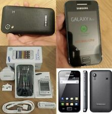 Samsung Galaxy Ace BLACK S5830i 3G Sim Free Unlocked Mobile Phone