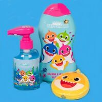 Baby Shark Singing Hand Wash Dispenser,Bath Fizeer,Bubble Bath or Set Gift