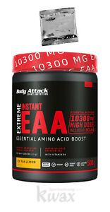 (44,98 Euro/Kg) Body Attack - Extreme Instant EAA - 500g + Probe gratis