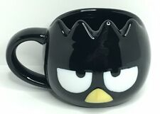 RARE Bad Badtz Maru 1993-1999 Sanrio Coffee Mug Cup Ceramic Hello Kitty Vintage