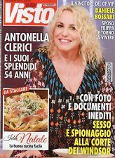 Visto 2017 50.Antonella Clerici,Gigi Proietti,Jennifer Lopez,Fausto Coppi