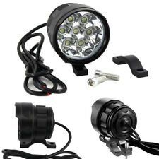 7LED 70W Additional Spot Work Light Bright Fog Lamp For Motorcycle ATV Car SUV