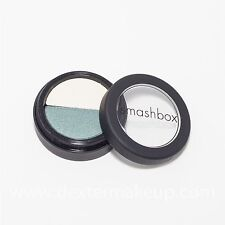 Smashbox Eye Shadow Duo in 'View Point' (shimmery pale gold/green) Retail $24