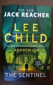 THE SENTINEL (Jack Reacher 25) Lee Child HARDCOVER BRAND NEW / UNREAD CONDITION