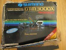 """Stationärrolle der Marke """"SHIMANO GTM3000X"""" mit Heckbremse -siehe Bilder -NR3"""