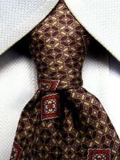 Liberty of London Brown Silk Tie A4030