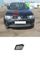 NEW FRONT TOP GRILLE WITH CHROME RIGHT MITSUBISHI L200 06-10