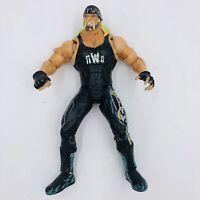 Hulk Hogan 1999 NWO Smash N Slam figure.  Toy Biz Inc.  WCW.  Good Condition
