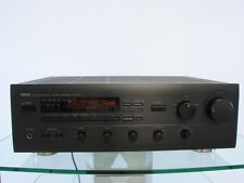 Yamaha rx-570 Natural Sound Stéréo Récepteur en noir, 12 Mois De Garantie *