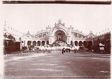 A406 Photo Citrate Original Expo Universelle Paris 1900 Palais électricité
